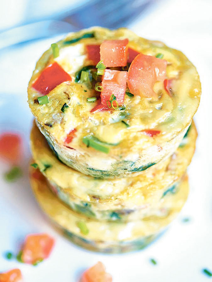 Healthy Egg Muffin Cups The Equinox