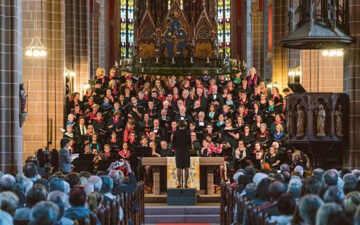 Photo By Sandra Howard / KSC Choir Director