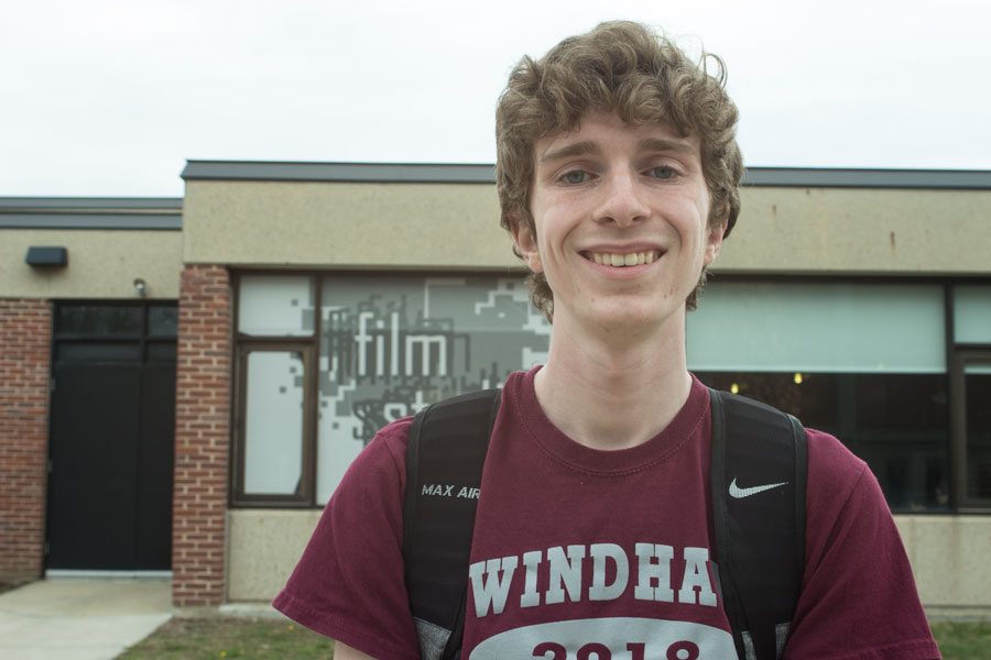 """I can't really find many cons, I'll say that. One of the pros… a lot of people are really welcoming. People are very nice here and people really want you to know what the college can offer."" - Robby"