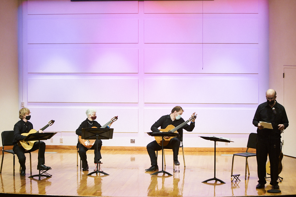 KSC music hosts guitar concert
