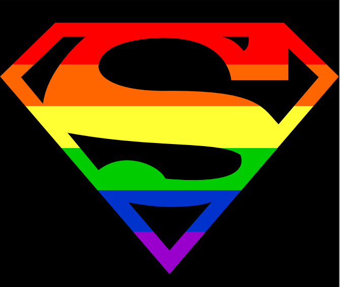 Bisexual Man of Steel